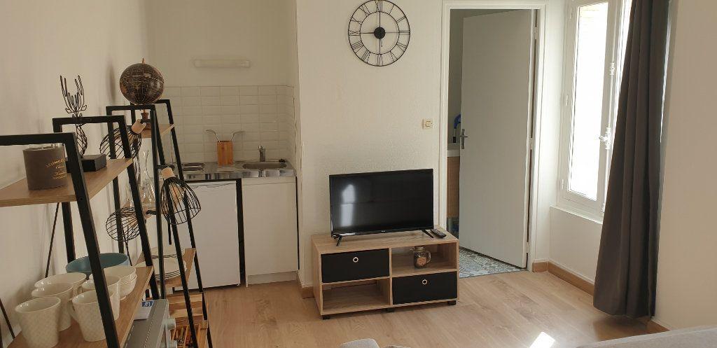 Appartement à louer 1 17.58m2 à Limoges vignette-1