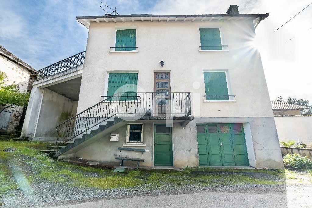 Maison à vendre 5 104m2 à Saint-Laurent-sur-Gorre vignette-1
