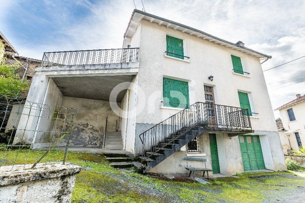 Maison à vendre 5 104m2 à Saint-Laurent-sur-Gorre vignette-9
