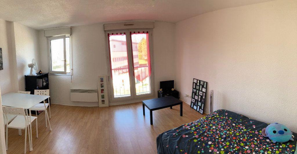 Appartement à louer 1 27.44m2 à Limoges vignette-1