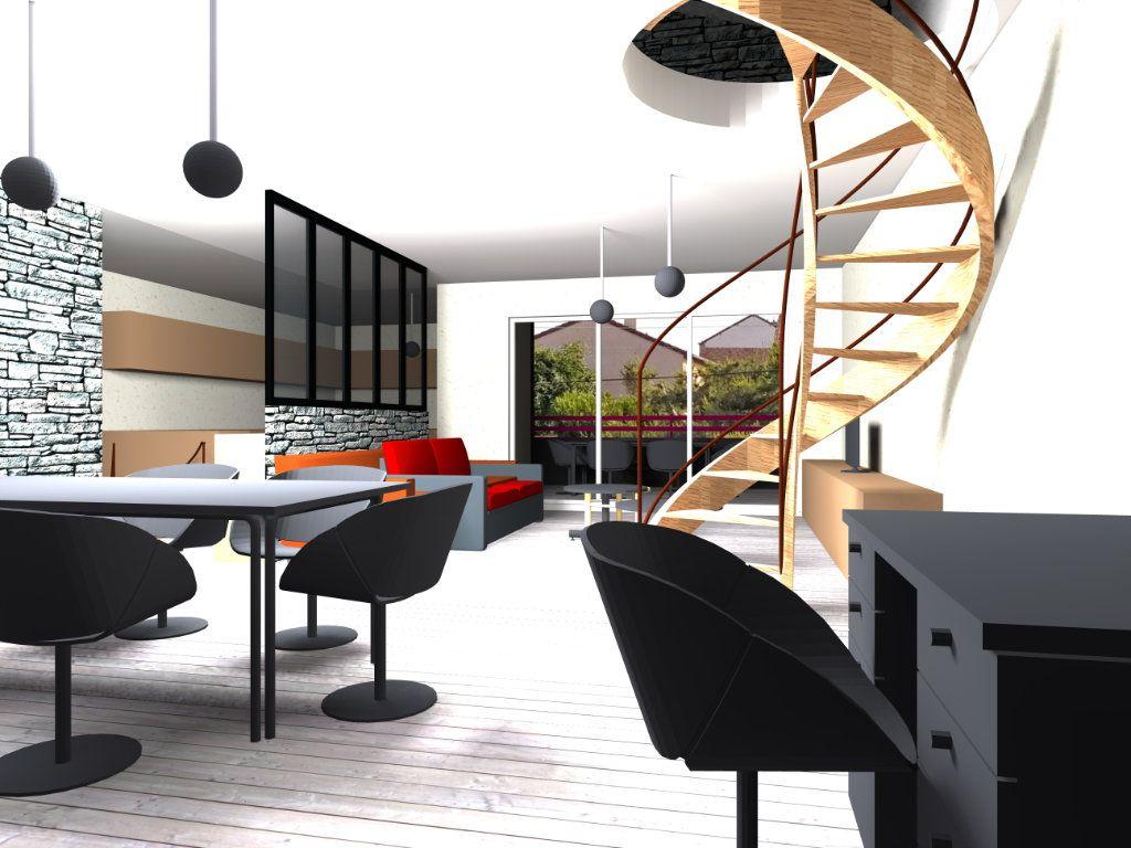 Appartement à vendre 5 140m2 à Limoges vignette-1