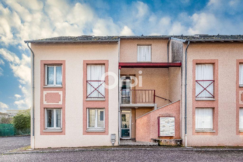 Appartement à louer 1 28.01m2 à Limoges vignette-10