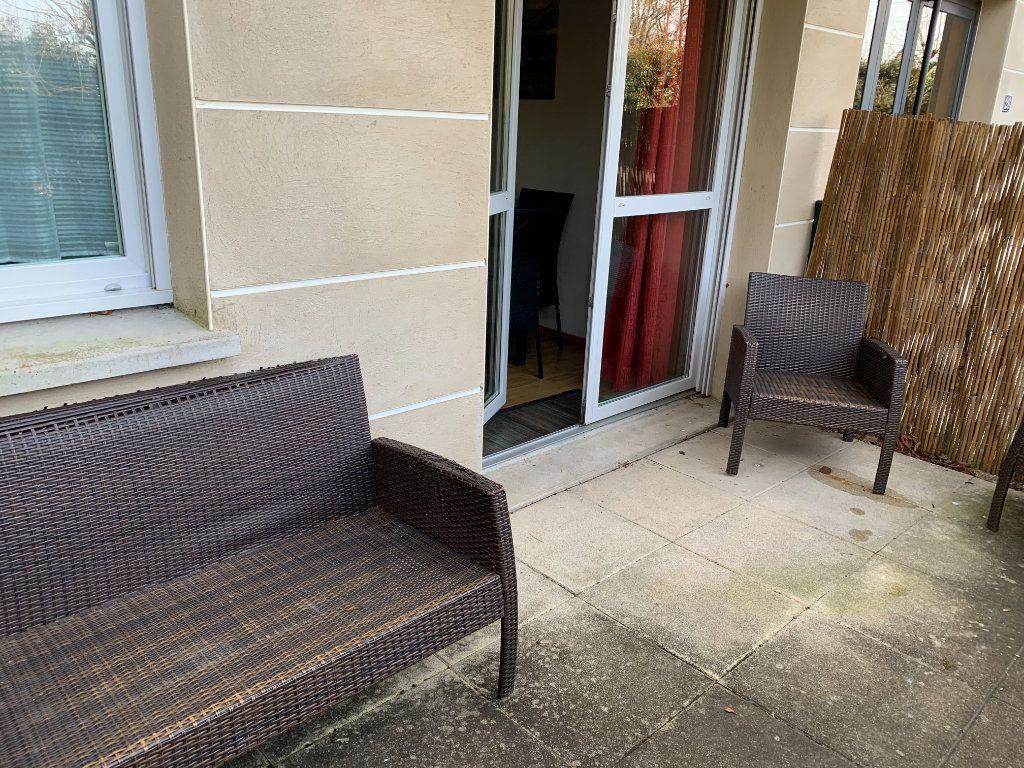 Appartement à louer 2 41.59m2 à Limoges vignette-1