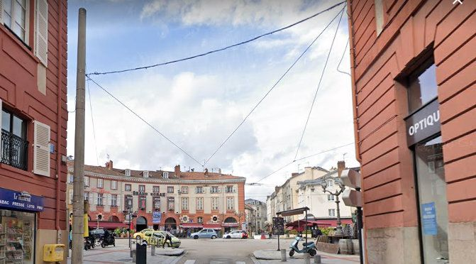 Appartement à louer 1 22.26m2 à Limoges vignette-5