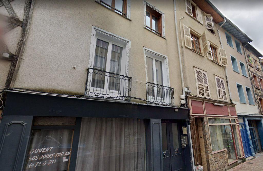 Appartement à louer 2 27m2 à Limoges vignette-6