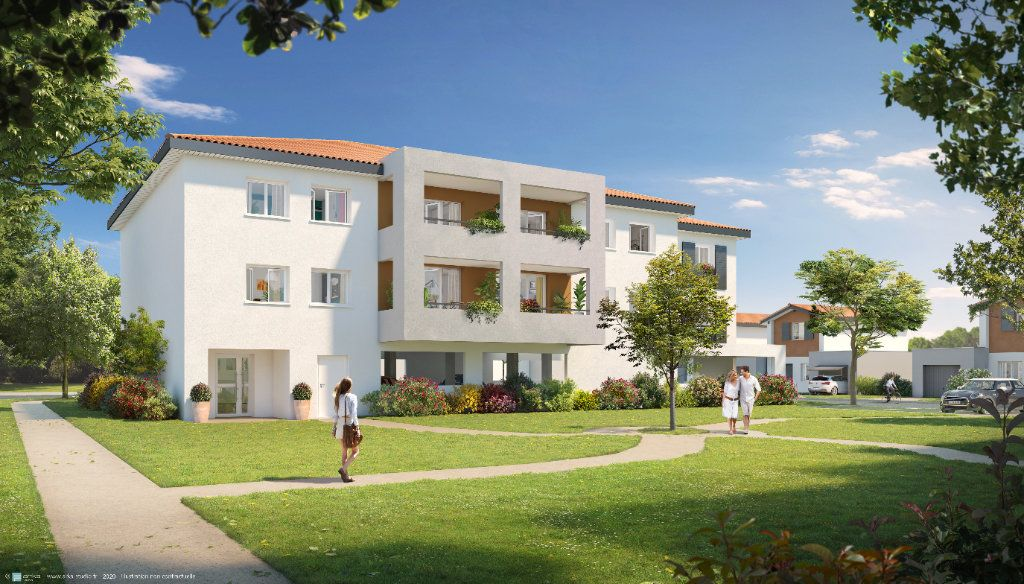 Appartement à vendre 2 43.5m2 à Saint-Paul-lès-Dax vignette-1