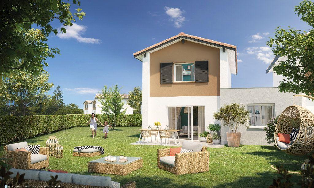 Maison à vendre 4 87.16m2 à Saint-Paul-lès-Dax vignette-1