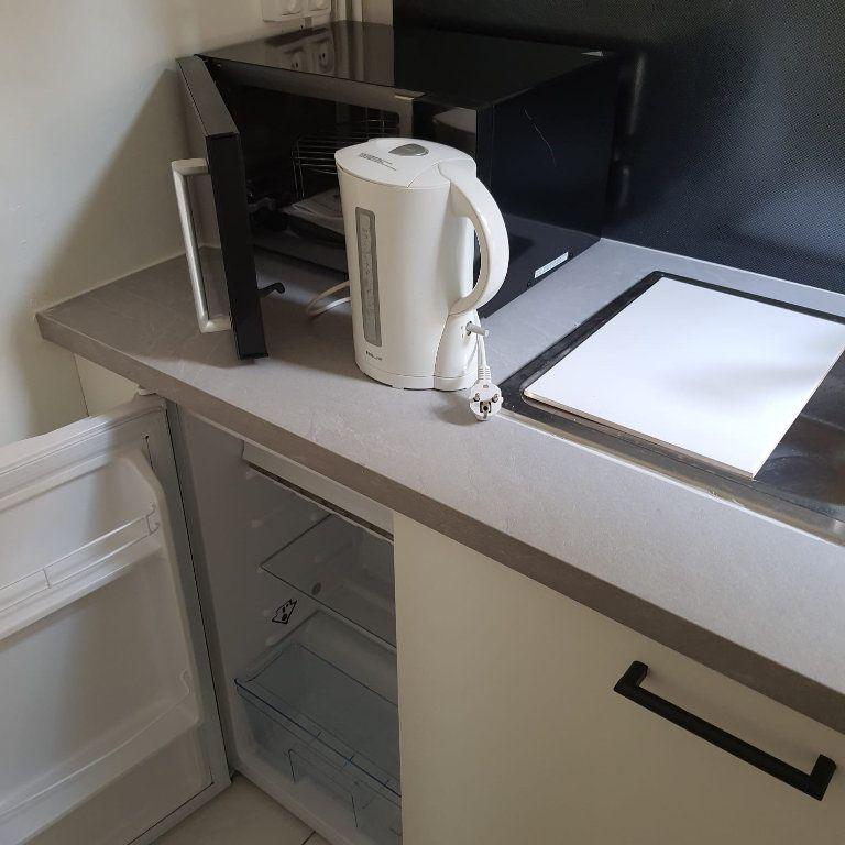 Appartement à louer 2 40m2 à Paris 16 vignette-5
