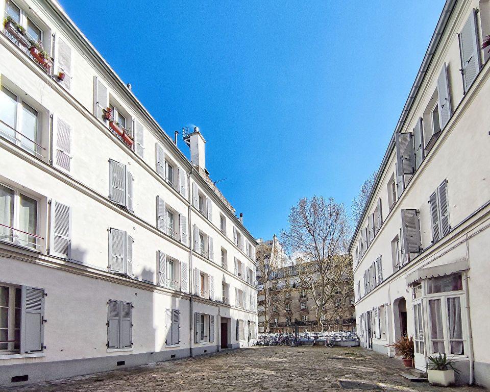 Appartement à vendre 3 47.5m2 à Paris 20 vignette-1