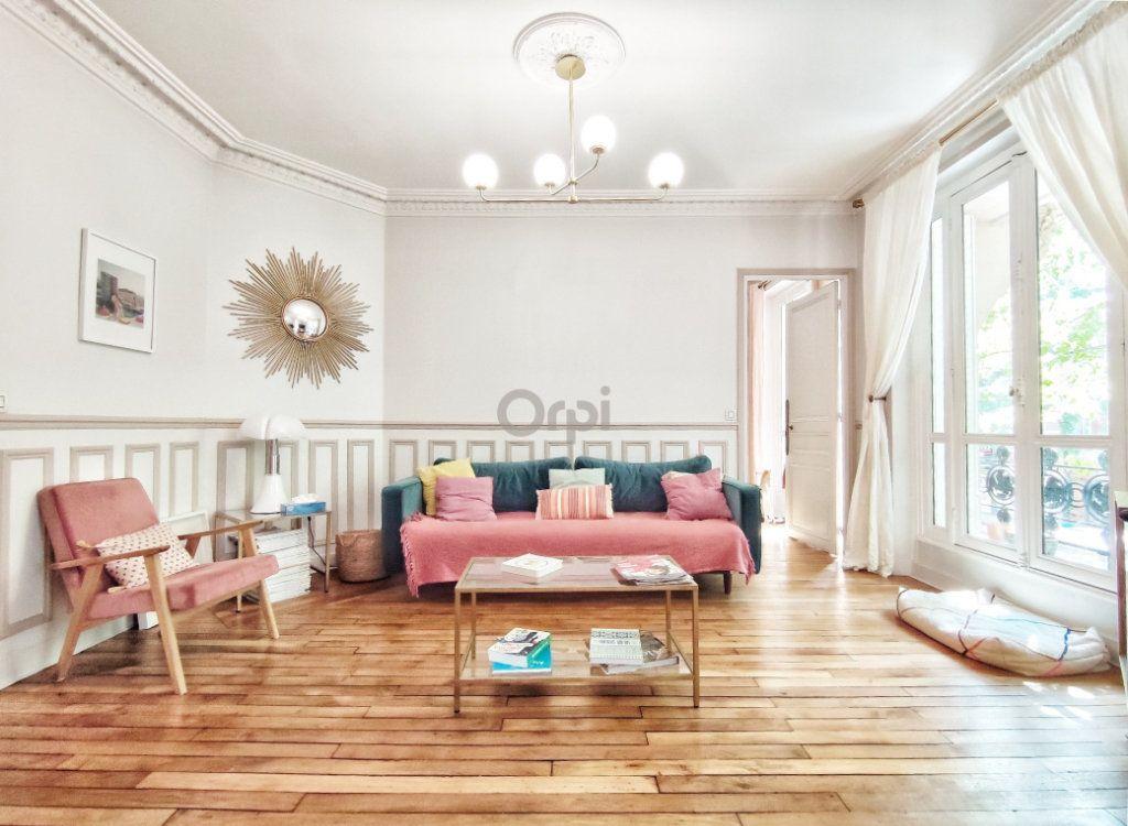 Appartement à vendre 5 93.7m2 à Paris 20 vignette-1