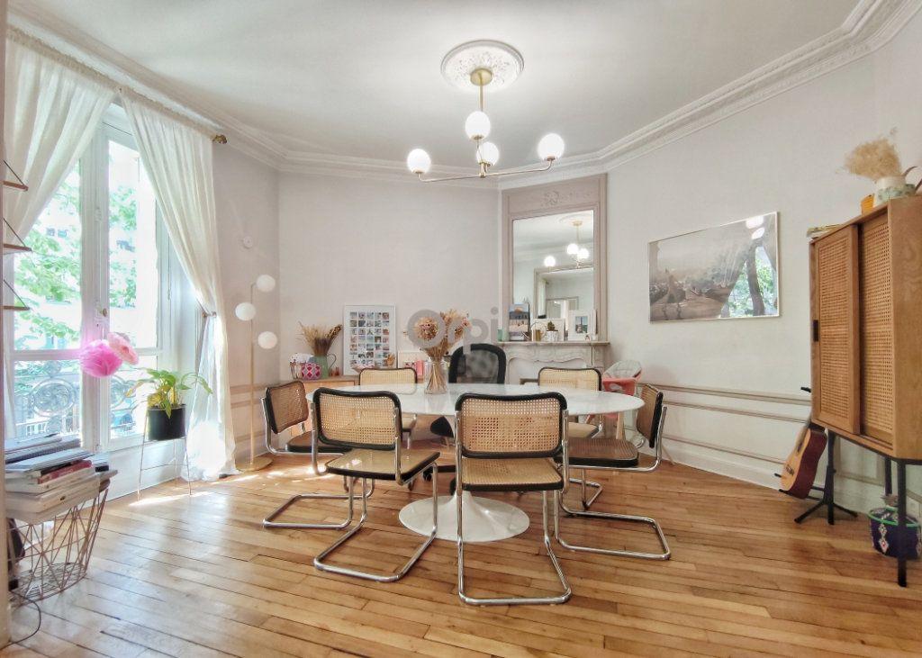 Appartement à vendre 5 93.7m2 à Paris 20 vignette-7