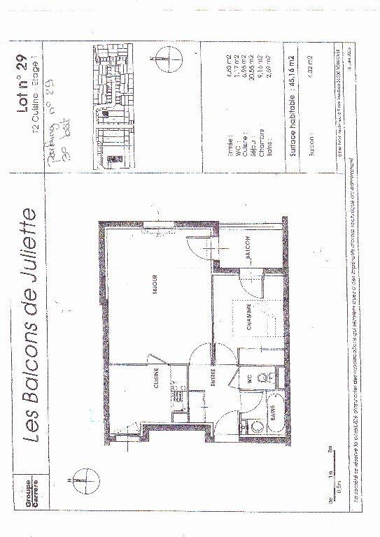 Appartement à vendre 2 45m2 à Toulouse vignette-11