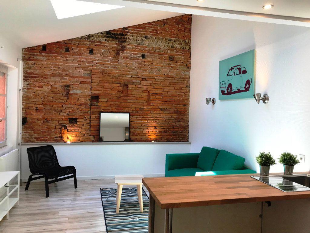 Appartement à vendre 2 35m2 à Toulouse vignette-1