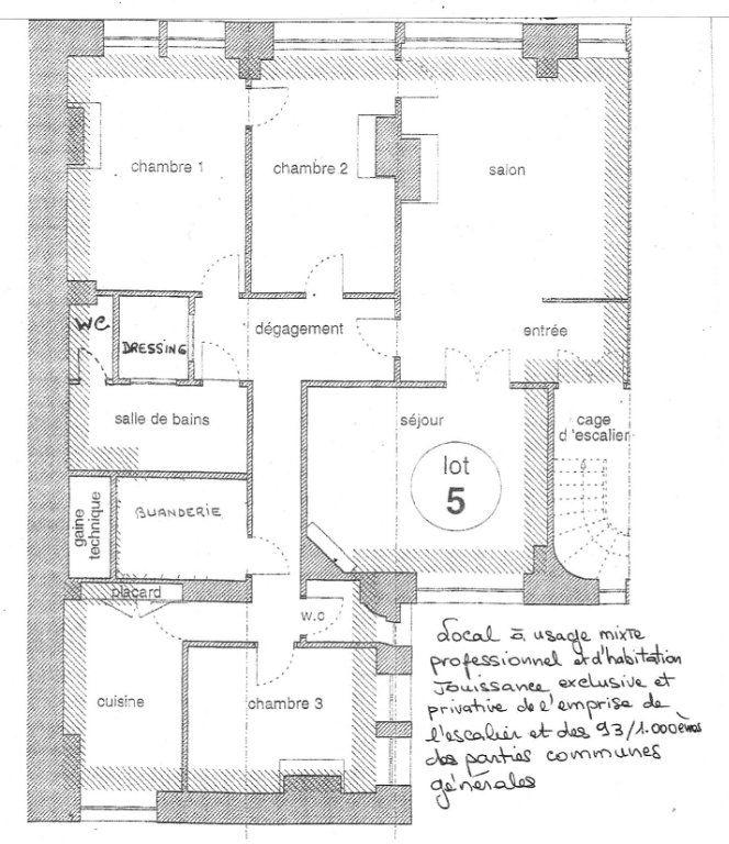 Appartement à vendre 5 139m2 à Toulouse vignette-6