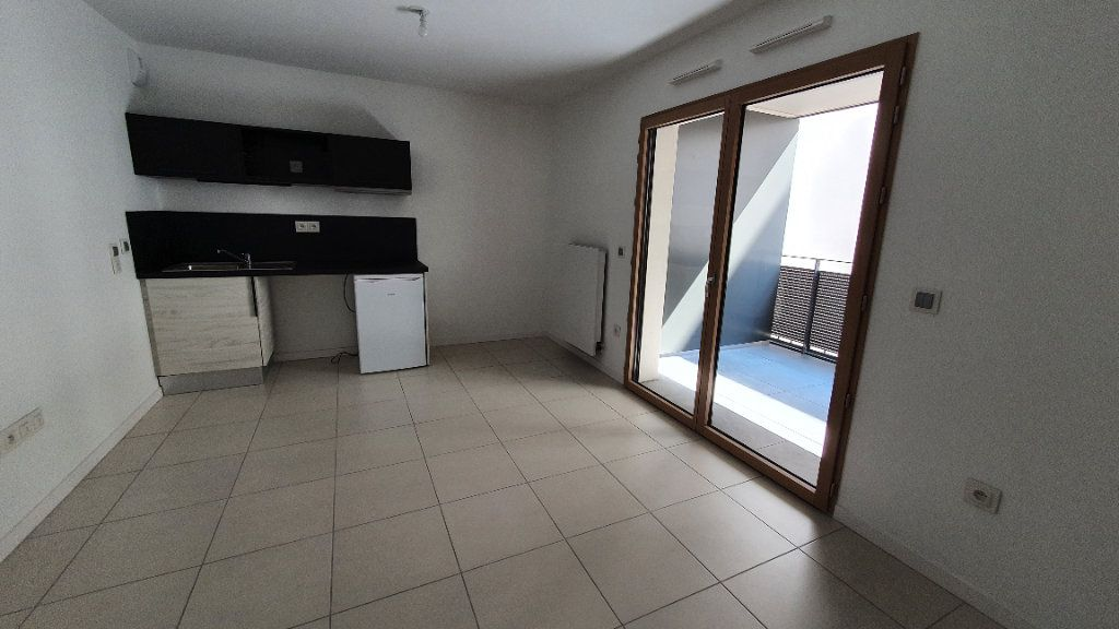 Appartement à louer 1 26.5m2 à Clermont-Ferrand vignette-1
