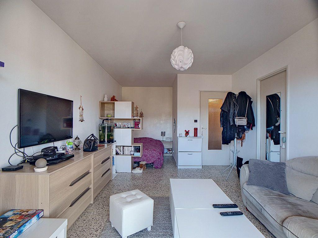Appartement à louer 1 33m2 à Antibes vignette-2