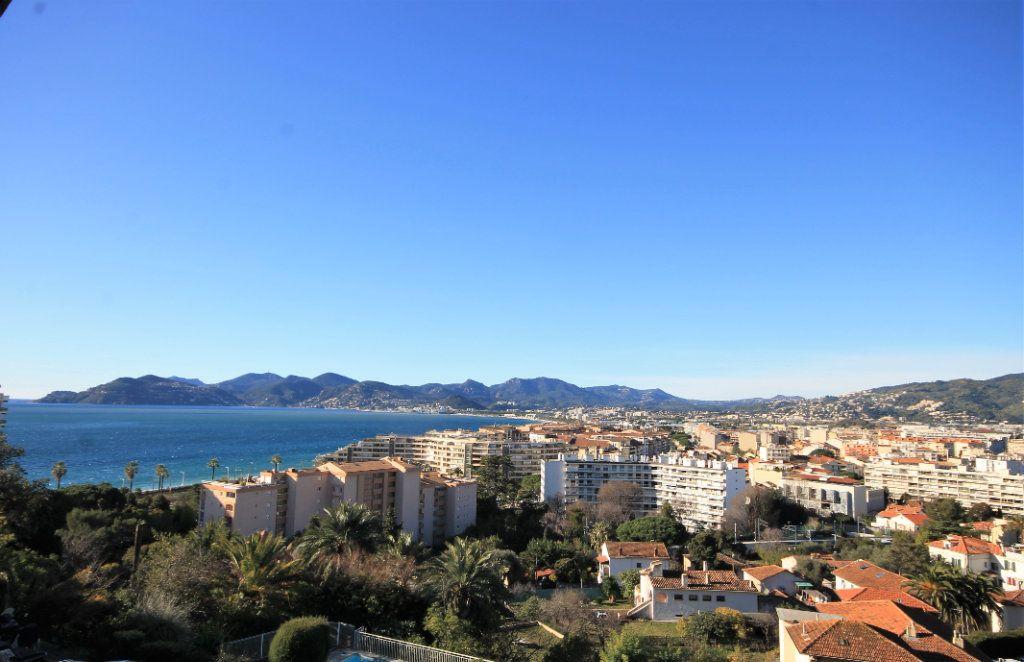 Appartement à vendre 2 51.48m2 à Cannes vignette-1