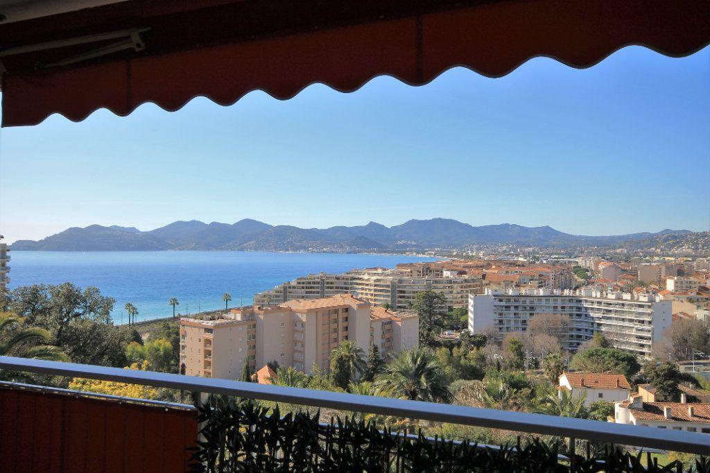 Appartement à vendre 2 51.61m2 à Cannes vignette-1