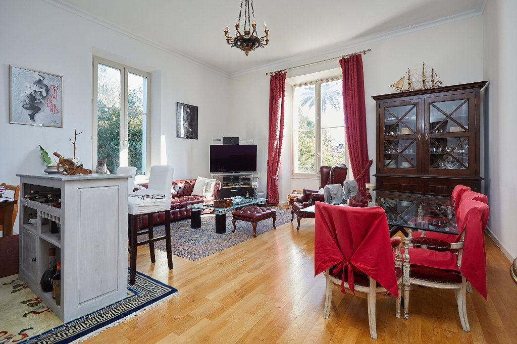 Appartement à vendre 3 94.77m2 à Cannes vignette-1
