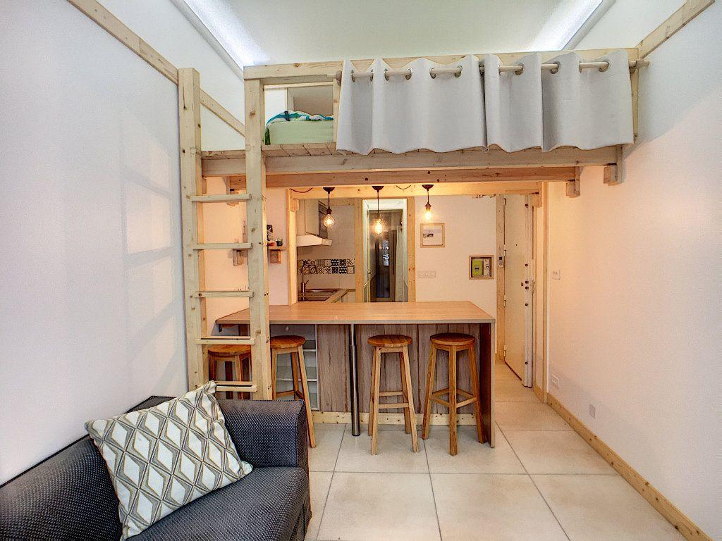 Appartement à vendre 1 23.65m2 à Antibes vignette-3