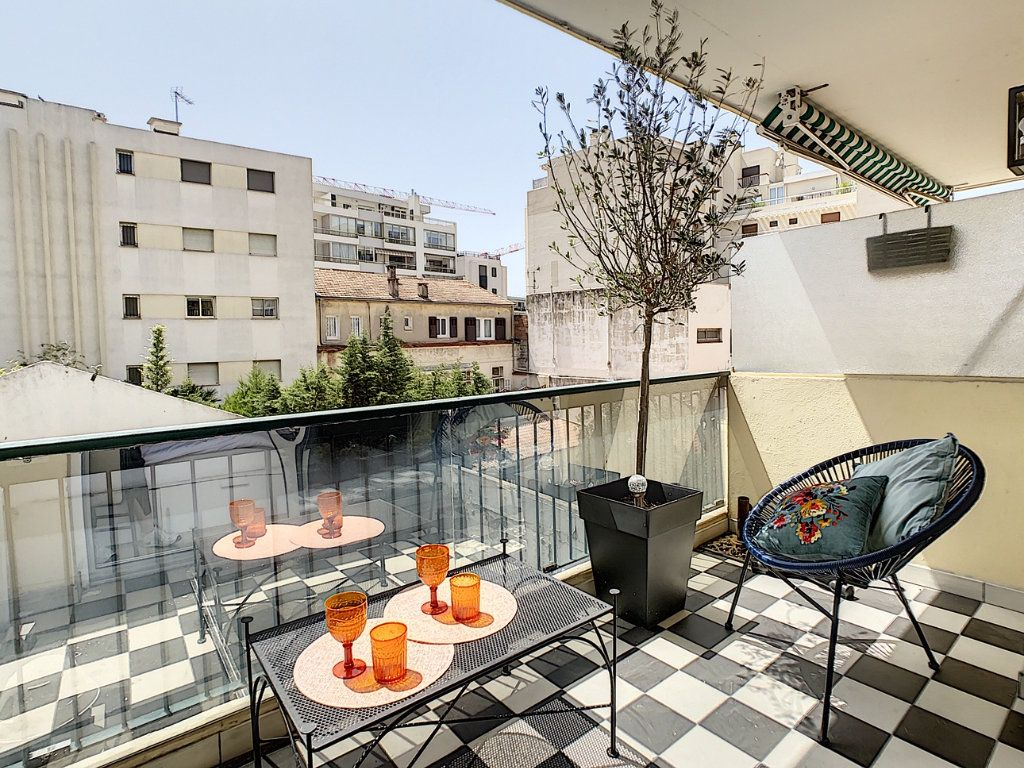 Appartement à vendre 1 30m2 à Cannes vignette-1