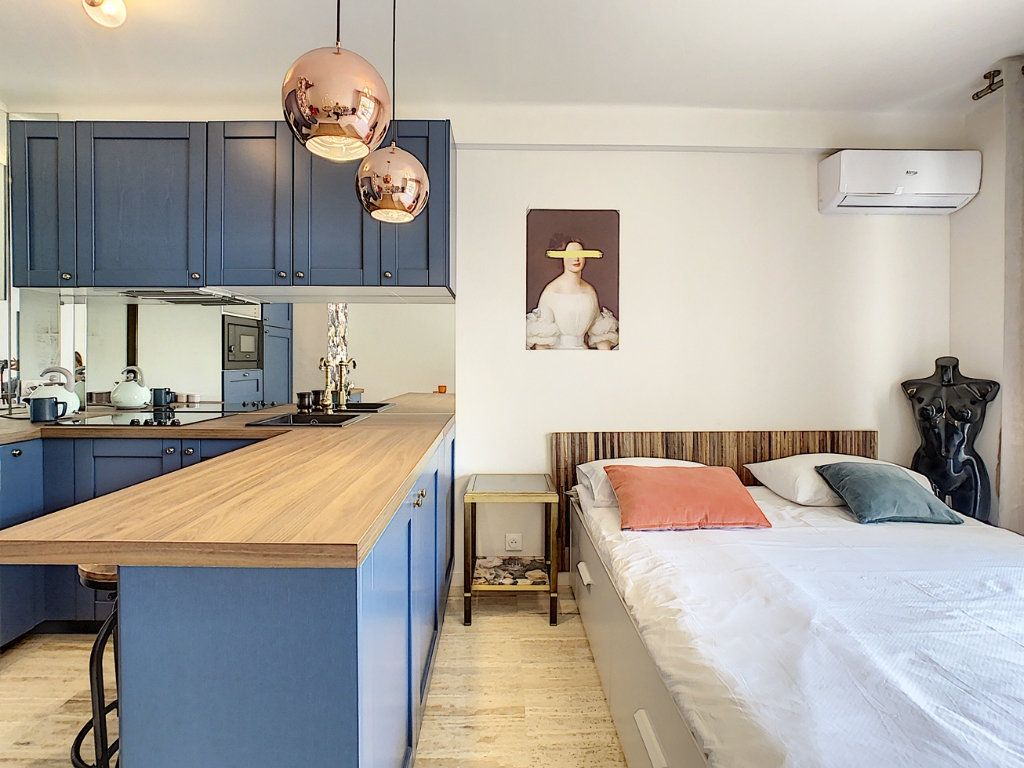 Appartement à vendre 1 30m2 à Cannes vignette-3