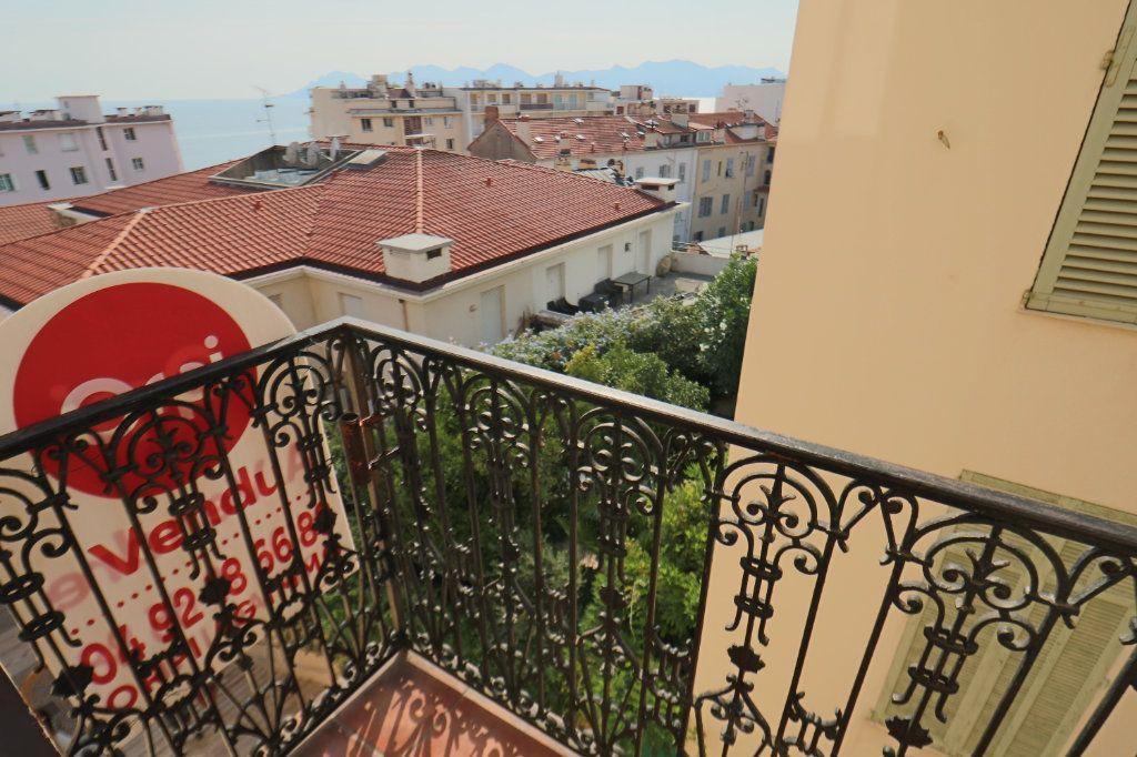Appartement à vendre 2 42.73m2 à Cannes vignette-1