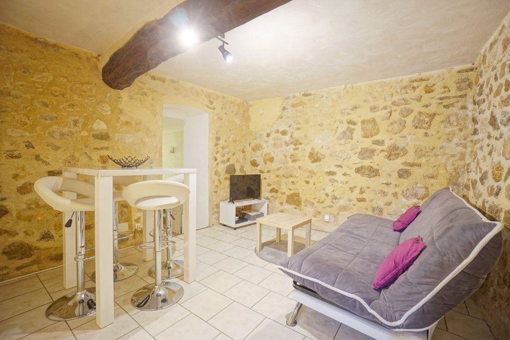 Appartement à louer 2 34.27m2 à Valbonne vignette-2