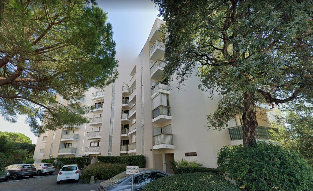 Appartement à louer 2 49.53m2 à Le Cannet vignette-1
