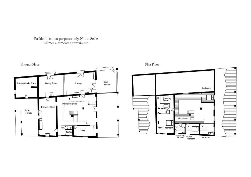 Maison à vendre 7 380m2 à Saint-Clar plan-1