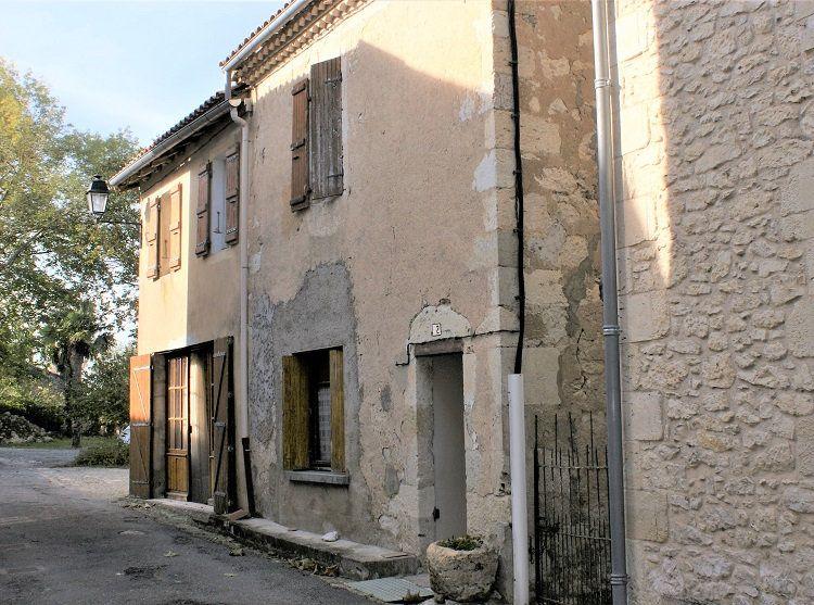 Maison à vendre 6 123.16m2 à La Sauvetat vignette-6