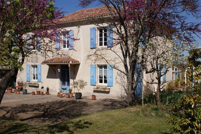 Maison à vendre 8 270m2 à Puységur vignette-1
