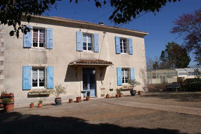 Maison à vendre 8 270m2 à Puységur vignette-3