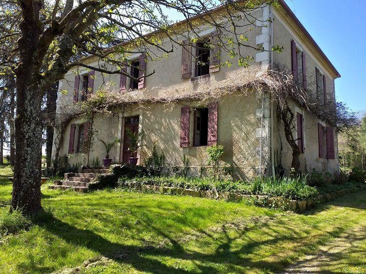 Maison à vendre 6 215m2 à Préchac vignette-1