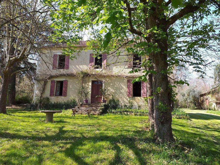 Maison à vendre 6 215m2 à Préchac vignette-2