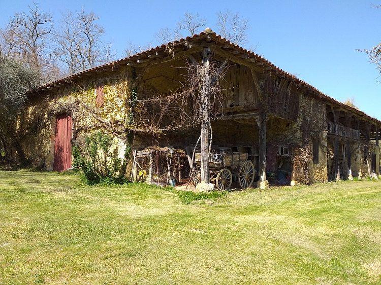 Maison à vendre 6 215m2 à Préchac vignette-5