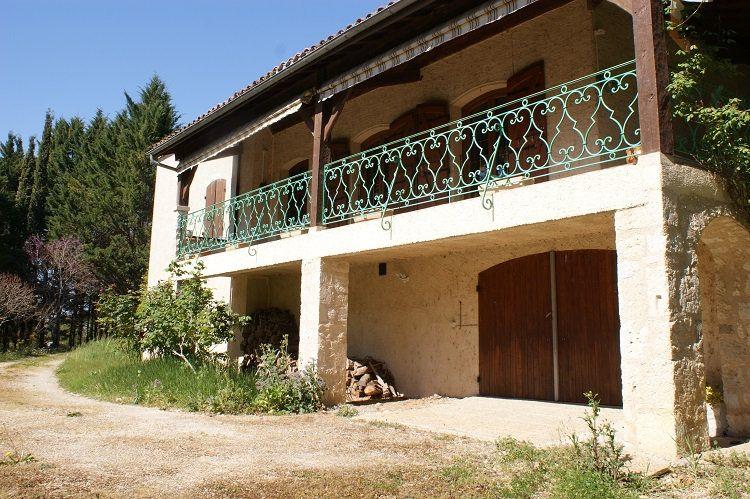 Maison à vendre 5 117.33m2 à Lectoure vignette-1