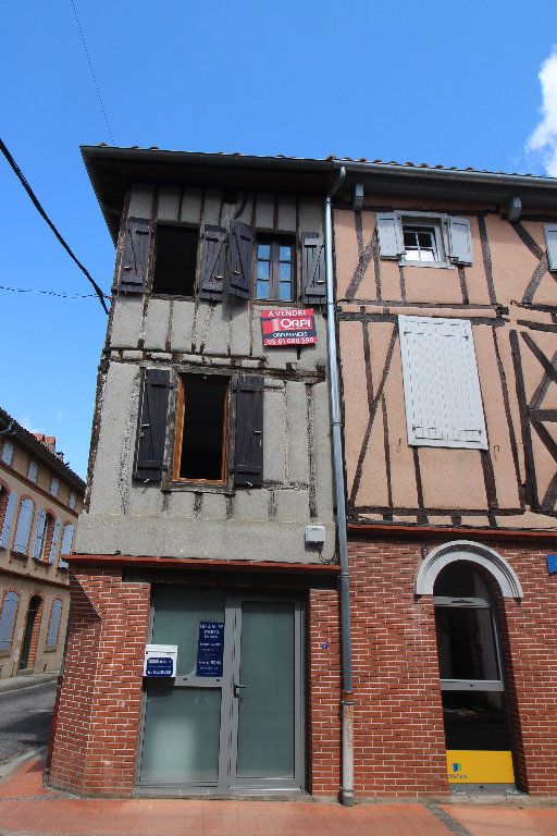 Maison à vendre 4 73.29m2 à Mazères vignette-1