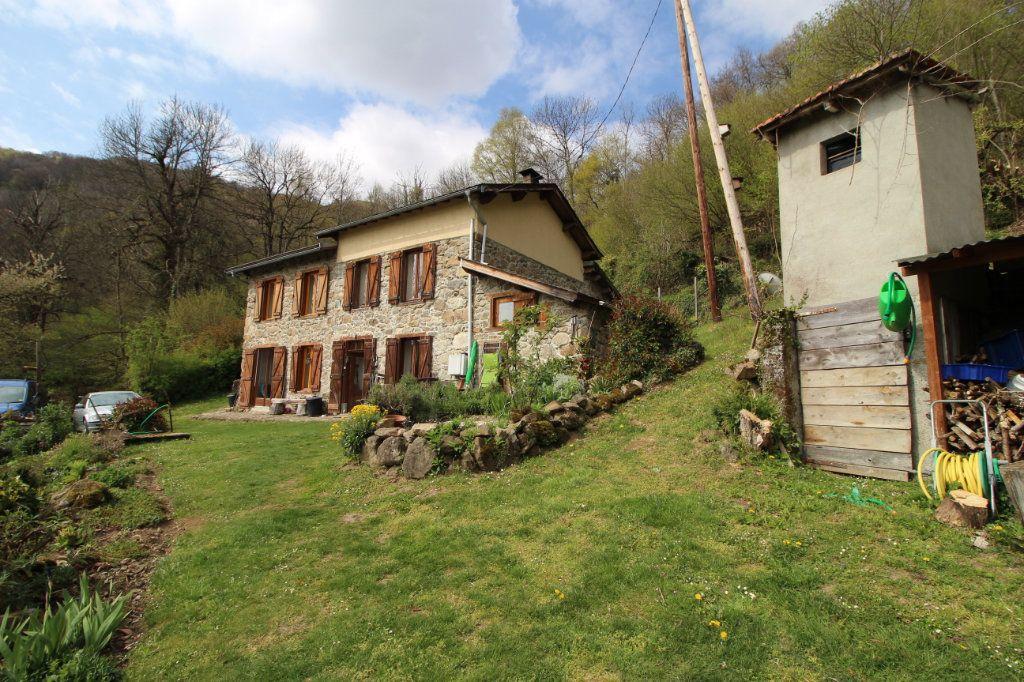 Maison à vendre 8 145.16m2 à Saurat vignette-3