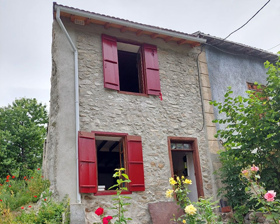 Maison à vendre 3 60m2 à Saurat vignette-3