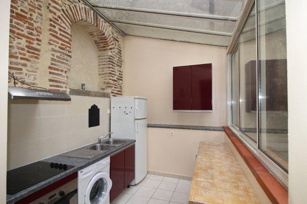 Appartement à louer 2 36.28m2 à Pamiers vignette-1