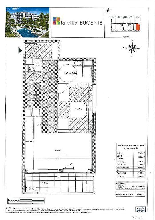 Appartement à louer 2 52.42m2 à Marseille 12 vignette-7