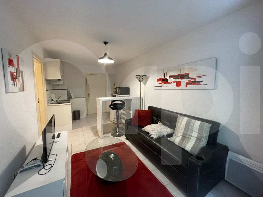 Appartement à louer 2 30m2 à Marseille 8 vignette-1