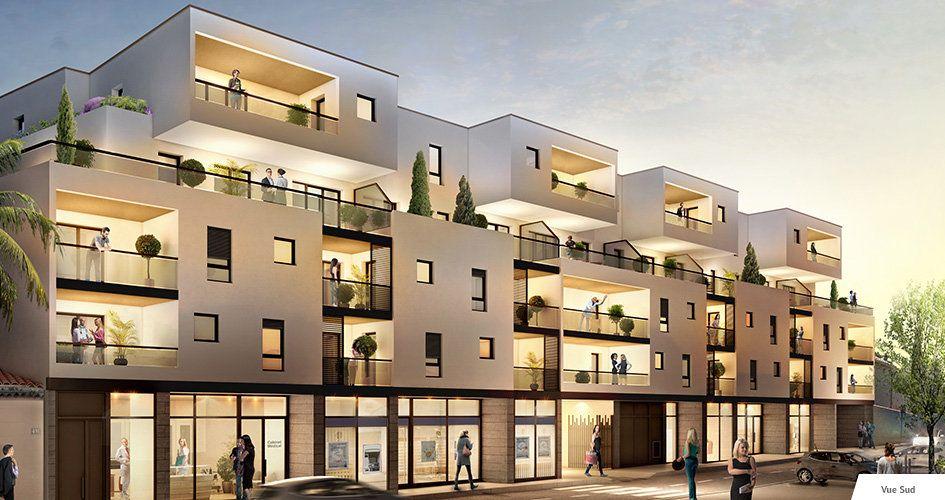 Appartement à louer 3 68.3m2 à Marseille 8 vignette-7