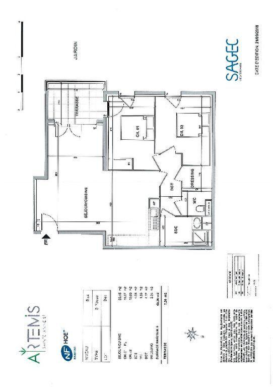 Appartement à louer 3 68.3m2 à Marseille 8 vignette-9