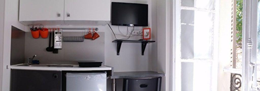 Appartement à louer 1 12m2 à Marseille 6 vignette-2