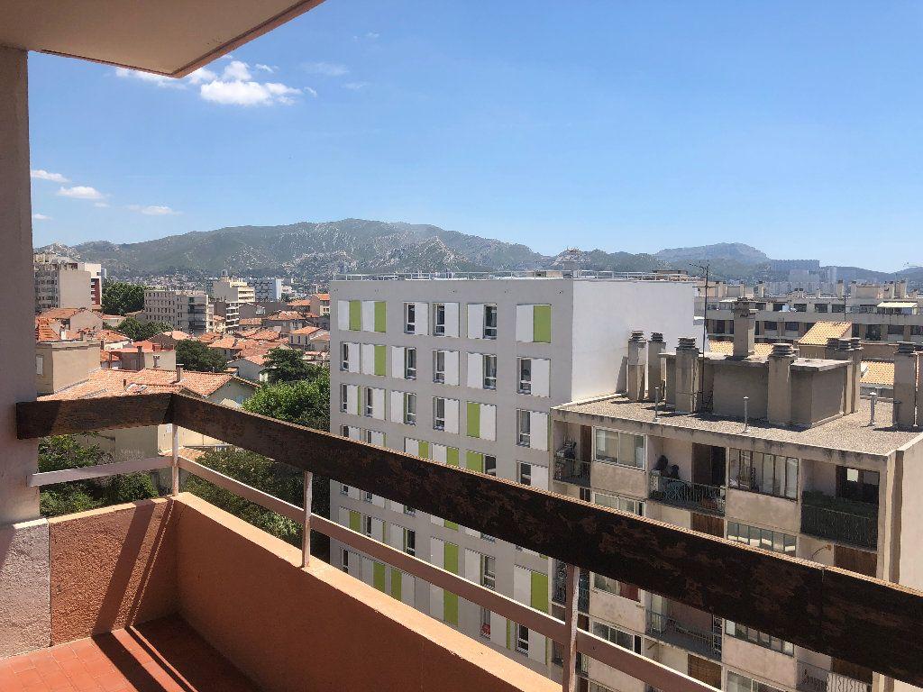 Appartement à louer 1 27.81m2 à Marseille 10 vignette-1