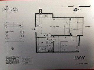 Appartement à louer 2 41.13m2 à Marseille 8 vignette-9