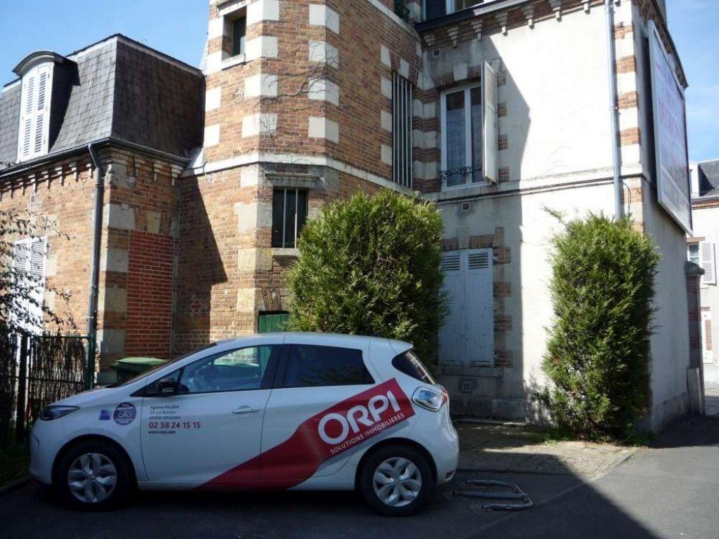 Appartement à louer 1 21m2 à Orléans vignette-1