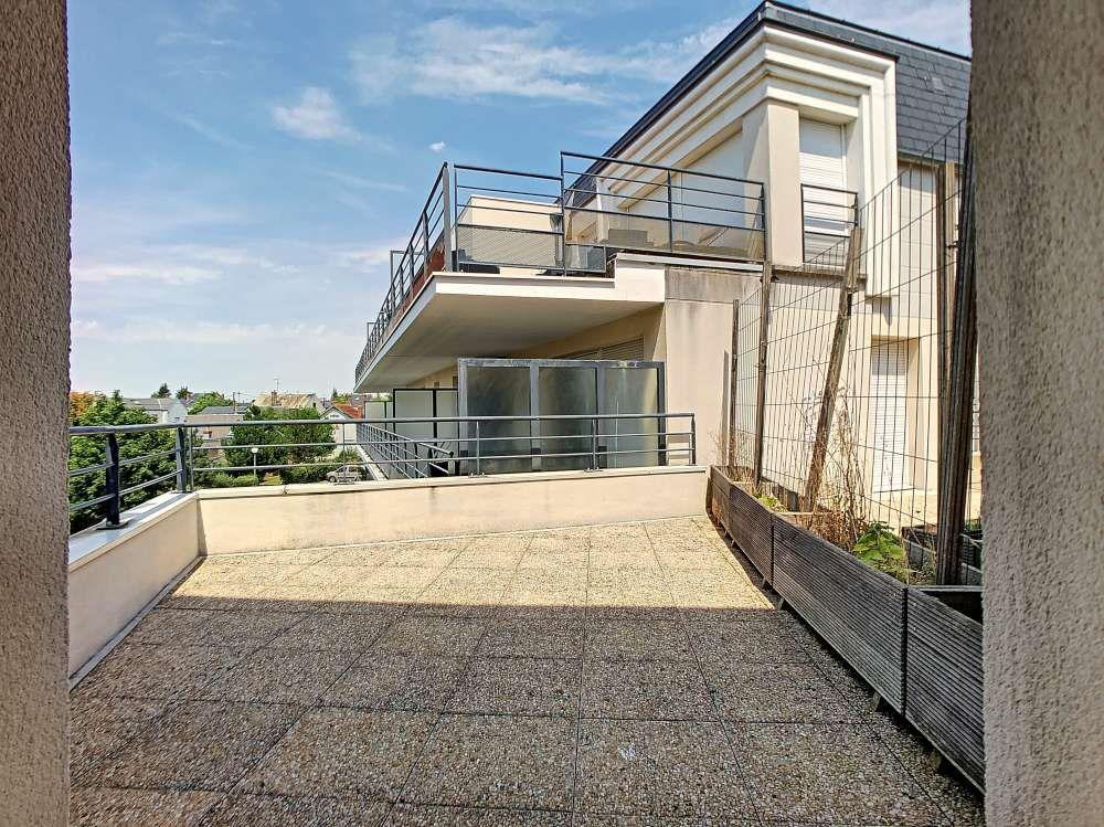 Appartement à louer 2 42.6m2 à Orléans vignette-6